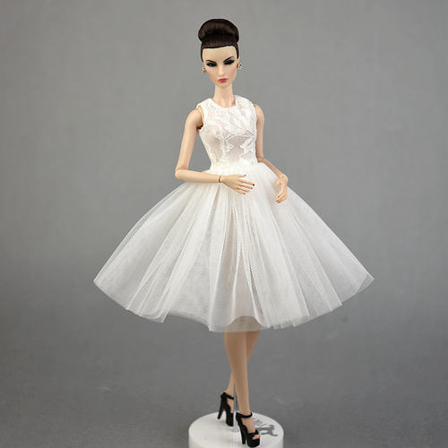 30cm Doll Dress Fashion Clothes suit for licca For Barbie Doll for blythe Accessories Baby Toys Best Girl' Gift 7