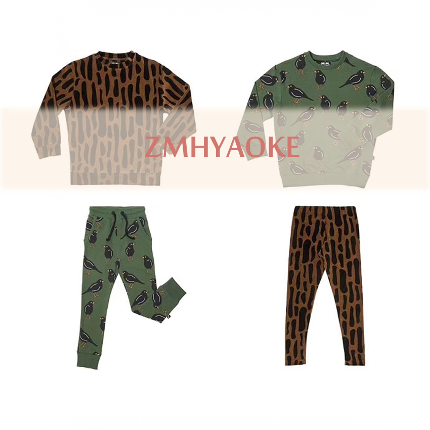 Pre-sale ZMHYAOKE-MR 2019 Girls Outfits Thanksgiving Toddler Girl Clothes My First Christmas Boy Clothes Girls Outfits Boys Tops