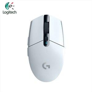 Logitech G304 черно-белая Беспроводная игровая мышь LOL eat chicken csgo для настольного ноутбука