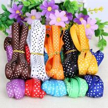 Silk Satin Fabric-Supplies 10mm Ribbon Package Letters Diy-Craft 5yards Gift Party Home-Decoration