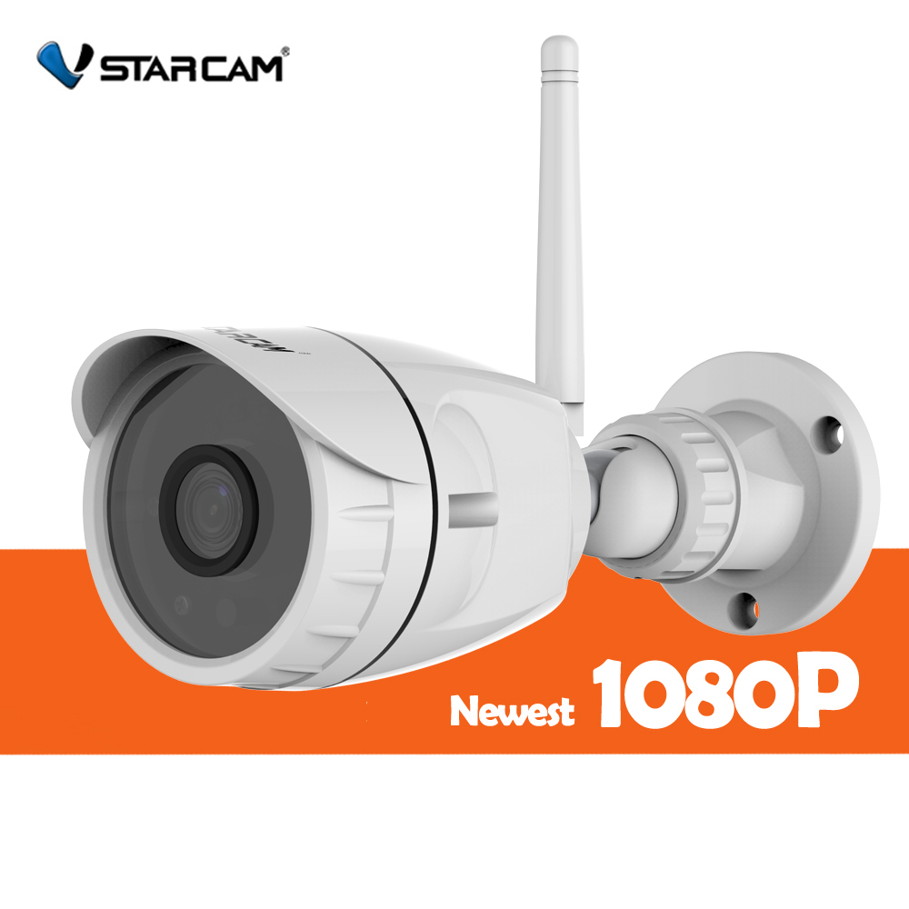 Vstarcam C17S WIFI IP Camera 1080P Wireless P2P CCTV Bullet Security Outdoor Camera Onvif IP66 Waterproof Night Vision Monitor