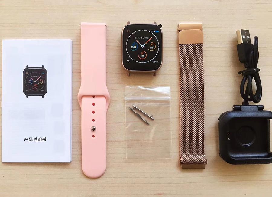 ip67 à prova dip67 água para ios android smartwatch