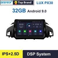 ZESTECH Navi GPS Car Radio 2 din Android 9.0 for Ford Kuga 2013 2014 2015 2016 2017 2018 dvd car multimedia auto radio head unit