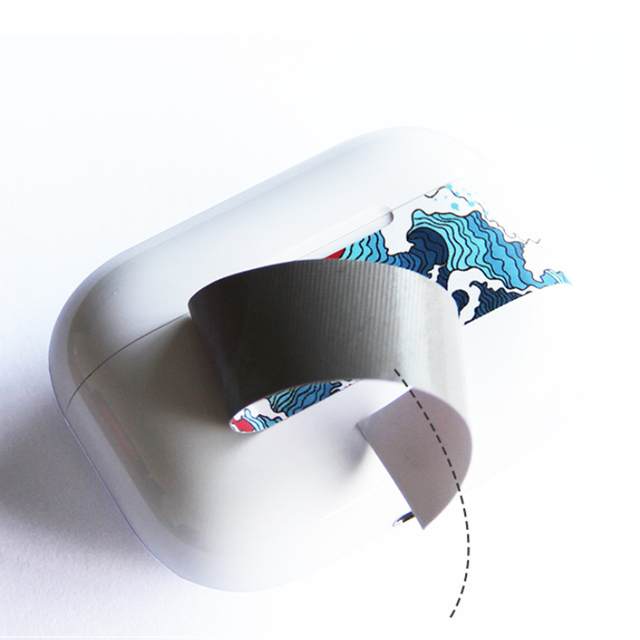 Camouflage Color Dust Guard for AirPods Pro 3