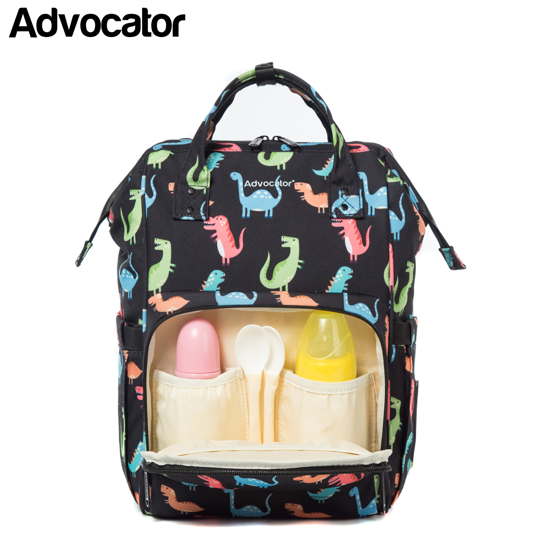 Diaper Bag 2019 New Style Fashion Mommy Bag Shoulder Multi-functional Large-Volume MOTHER'S Bag Nursing Women's Storage Backpack