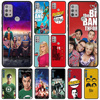 Phone Case For moto One Fusion G30 G9 Play G8 Power Lite Plus G10 E6s Edge 20 Pro G30 G40 Fusion G60 Capa The Big Bang Theory