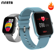 FIFATA Smart Watch Men Women Sports Fitness Bracelet Heart Rate Blood Pressure / Oxygen Smartwatches PK Amazfit GTS W68 P70 B57