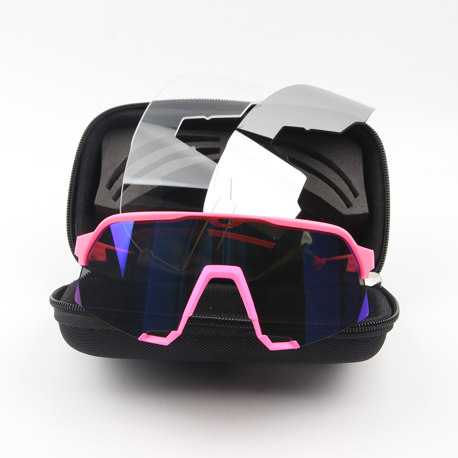 Cycling Sunglasses Eyewear Le-Collection Speed-Sagan 100-Peter NEW S3 title=