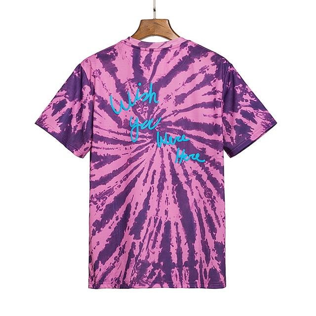Travis Scott Wish You Were Here Astroworld Printed T-Shirt 2