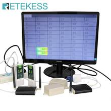 RETEKESS restaurant pager Restaurant positioning delivery system food tracker waiter calling system for restaurant coffee shop(China)