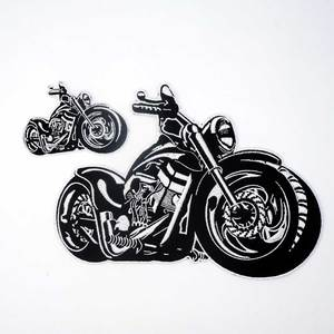 large motorcycle Embroidered p