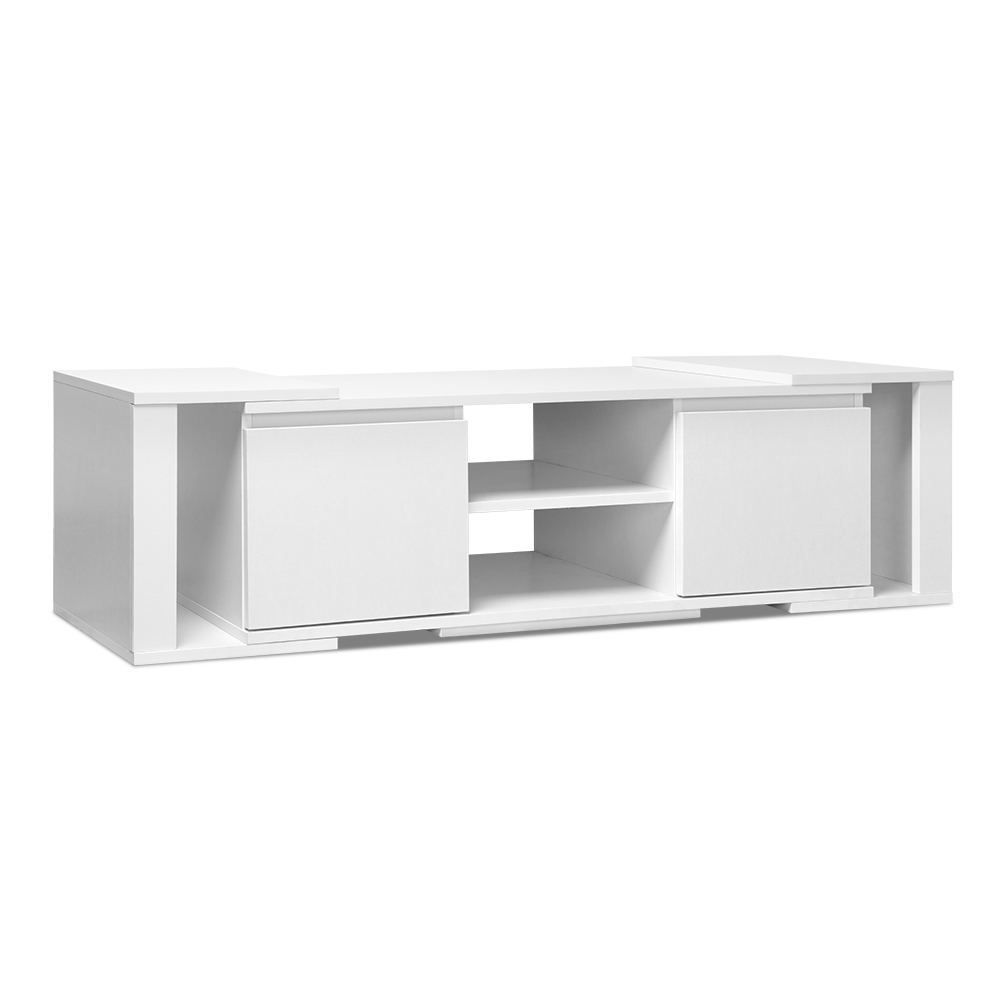 Artiss multi-fonction TV meuble de divertissement meuble de rangement meuble TV avec tiroir meuble TV meuble de salon A2