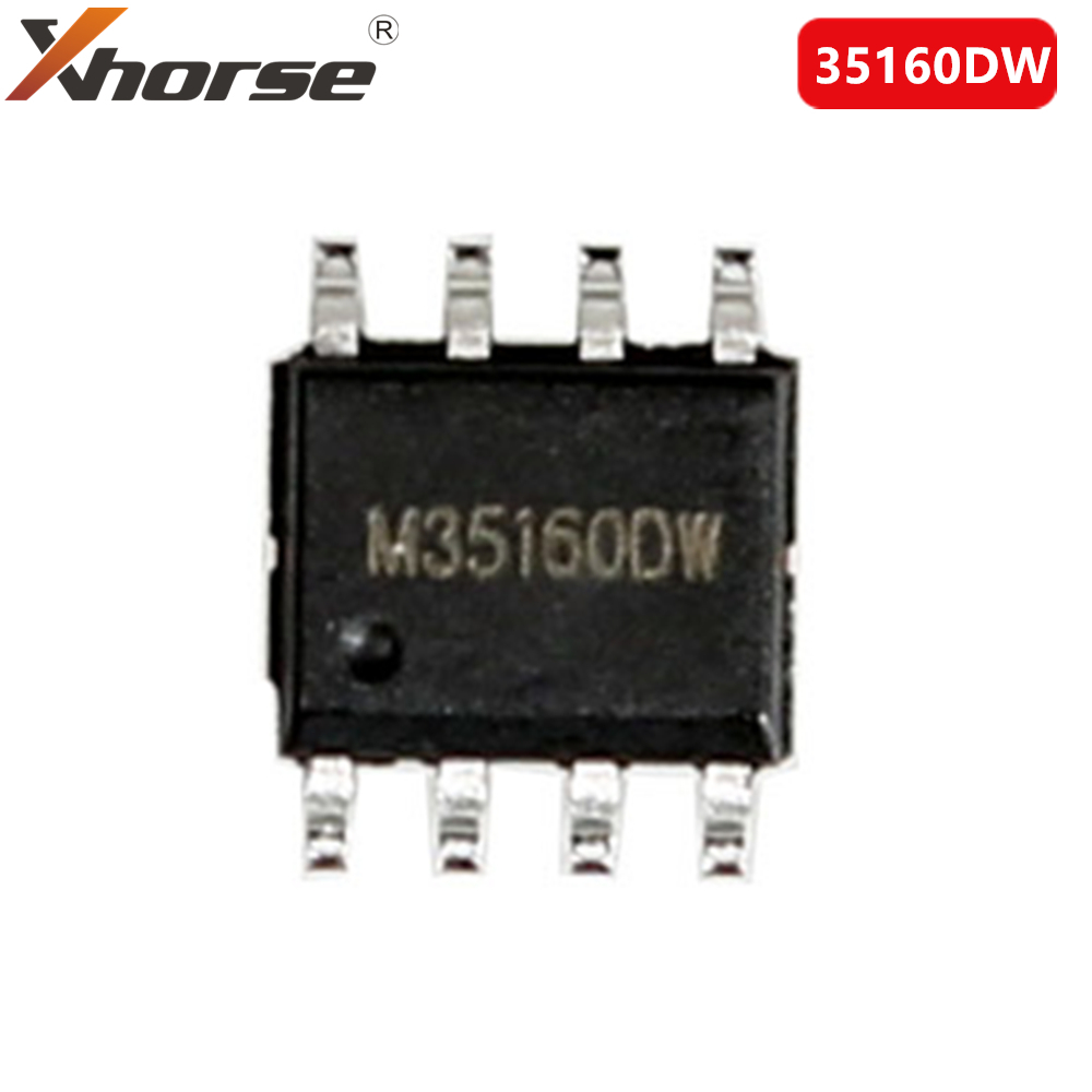 Xhorse 35160DW Chip Reject Red Dot No Need Simulator Work with VVDI Prog