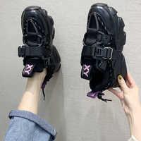 Scarpe da Donna Casual Più Il Formato 43 Papà Grosso Scarpe da Ginnastica Scarpe di Lusso Delle Donne Del Progettista Scarpe Donna Tenis 2019 Moda Zapatos De mujer