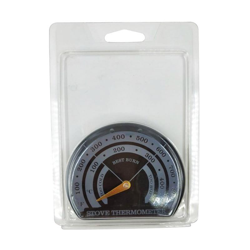 Печь трубный термометр Магнитный уголь бревна дровяной сжигание температуры измерительный инструмент