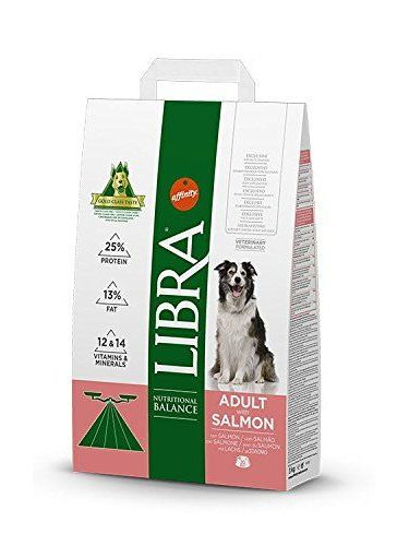 LIBRA–I Think For Small, Medium And Large Dogs Adult Salmon
