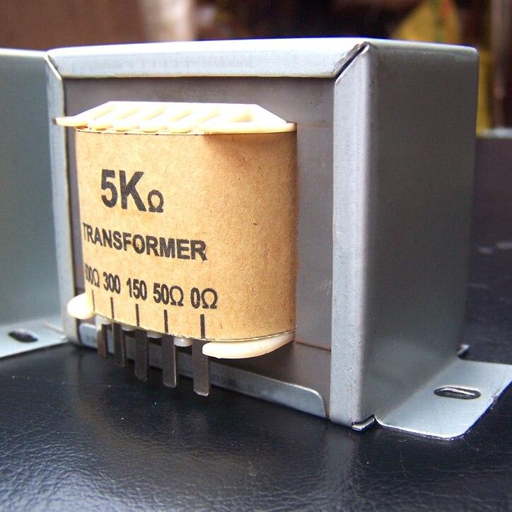 Несимметричный усилитель выходной трансформатор 0-50-150-300-600Ω трансформатор усилителя полностью защищены Смола заполненные Z11 шт