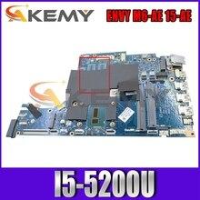 837419-601 837419-001 аккумулятор большой емкости для HP ENVY M6-AE 15-AE I5-5200U Материнская плата ноутбука ABW50 LA-C501P SR23Y DDR3 материнская плата для ноутбука