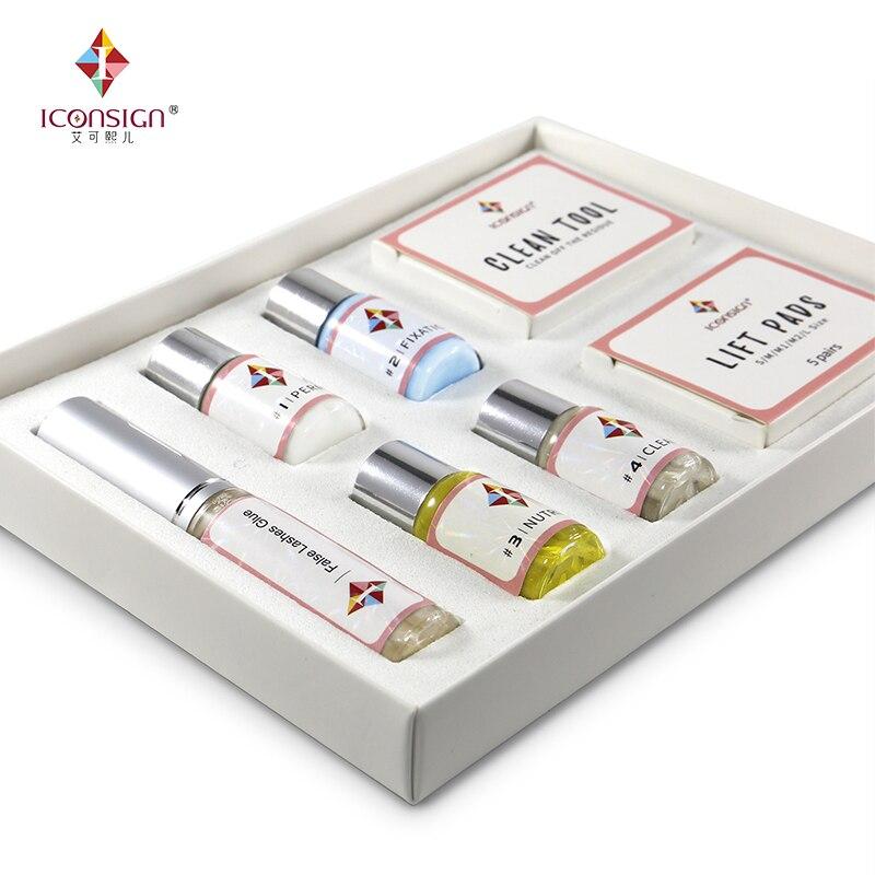 Lift Kit Makeupbemine Eyelash Perming ICONSIGN Calia Perm Set 3