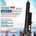 Golooloo 11.1 11.1v ノートパソコンのバッテリー Asus X200CA X200MA X200M X200LA A31LMH2 A31N1302 A31N1302 A31LM9H VivoBook ため R202CA X200MA