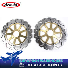 Disc GENESIS EXUP Front-Brake France Yamaha Xjr 1000 1200 Rotors CNC for 1995-1998/fzr