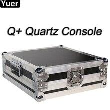 새로운 타이탄 11.1 시스템 석영 콘솔 DJ 장비 DMX 512 콘솔 무대 조명 LED 파 이동 헤드 스포트 라이트 DJ Controlle