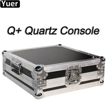 חדש טיטאן 11.1 מערכת קוורץ קונסולת DJ ציוד DMX 512 קונסולת תאורה במה תאורת LED Par הזזת ראש זרקורים DJ controlle