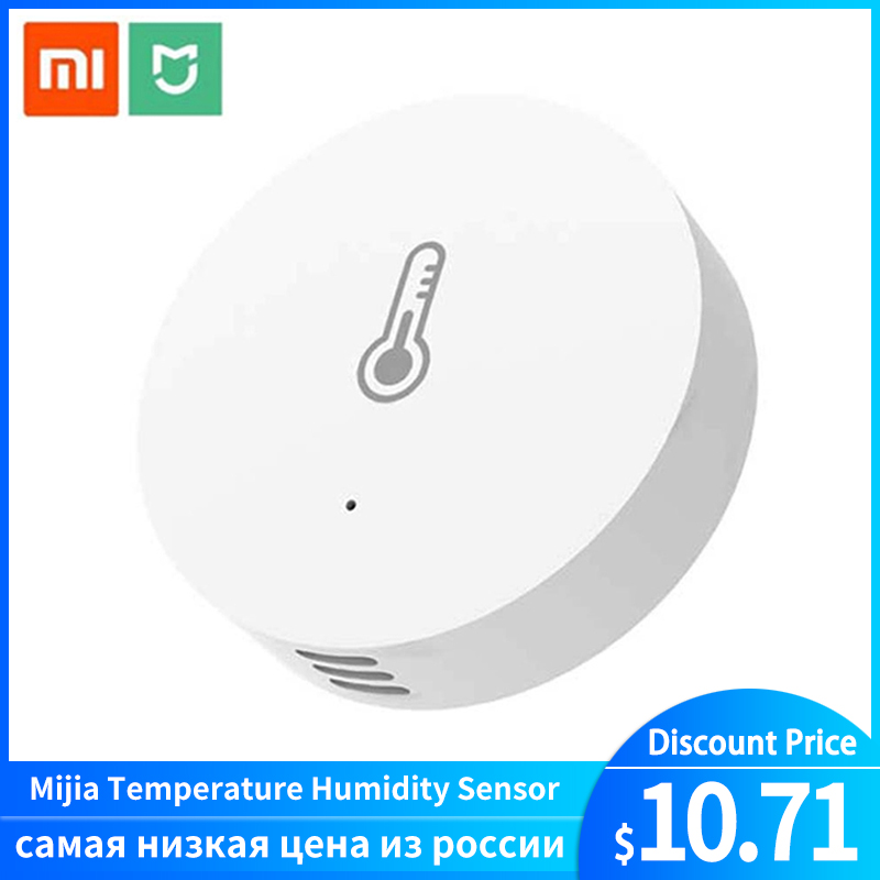 Original Mijia Temperature Humidity Sensor For Smart Home Temperature Sensor