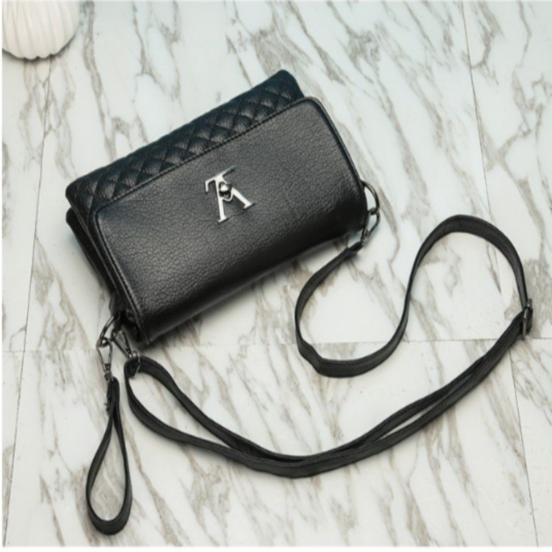 New Style Handbag Single-shoulder Bag For Women Spiraea Rhombus Japanese And South Korean Style Clutch Cross Border For Amoy Sup