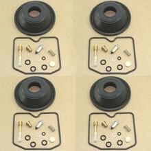 Комплект для ремонта мотоциклетного карбюратора 4 комплекта