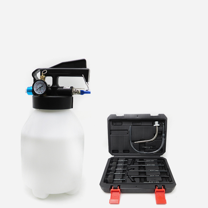 6L Pneumatic Fuel Extractor Dispenser Change Machine Automatic Transmission Pumping Oil Changer Gearbox Filling Tool