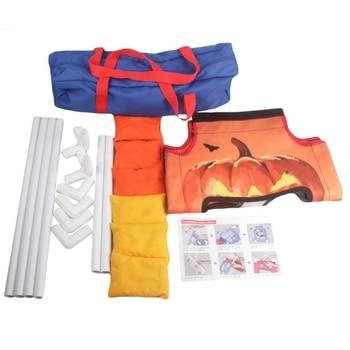 Sandbag board set Sports Toy Throwing Game With Parents Sandbags Sports Children Portable Framed Cornhole Sandbag tote