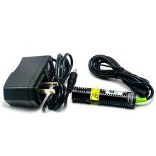 50 мВт 532 нм зеленый лазер диод модуль локатор фокус точка w% 2F 5V адаптер +% 26 K9 объектив 18x75 мм