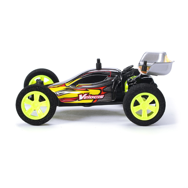 Velocis 1/32 2.4Ghz RC Car Mutiplayer in Parallel 4 CH Radio Control Car Operate USB Charging Edition RC Formula Car Model Toys 4