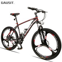 24 Inch Adult mountain bike for man and women 24/27/30 speed outdoor sports student mtb bicicletas