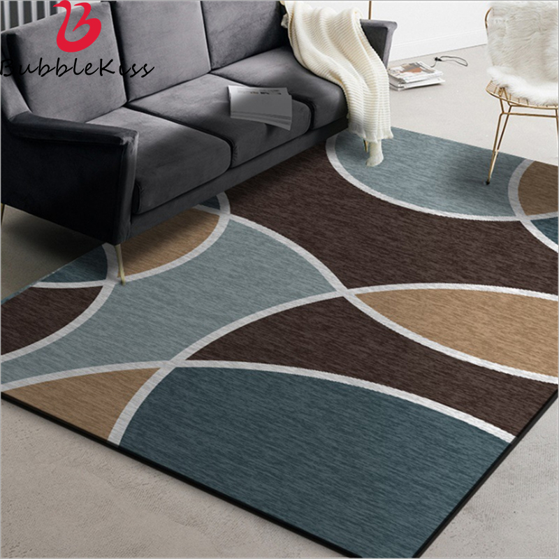 Bubble Kiss Polyester Thickening Rugs