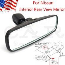 Interior Rear View Mirror For Nissan Navara 350Z Altima Maxima 96321 2DR0A 963212DR0A 96321 2DR0 A103 963212DR0A103 96321 2DR0A