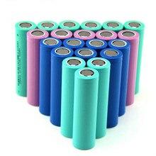 Wholesale 18650 1200mah 1500mah 1800mah 2000mah 2200mah 3.7V rechargeable Li-ion battery for Mobile power flashlight(1 pc)