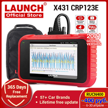 Creader CRP123 Diagnostic-Tools Airbag Car-Scanner Launch X431 Obdii-Engine OBD2 Automotive
