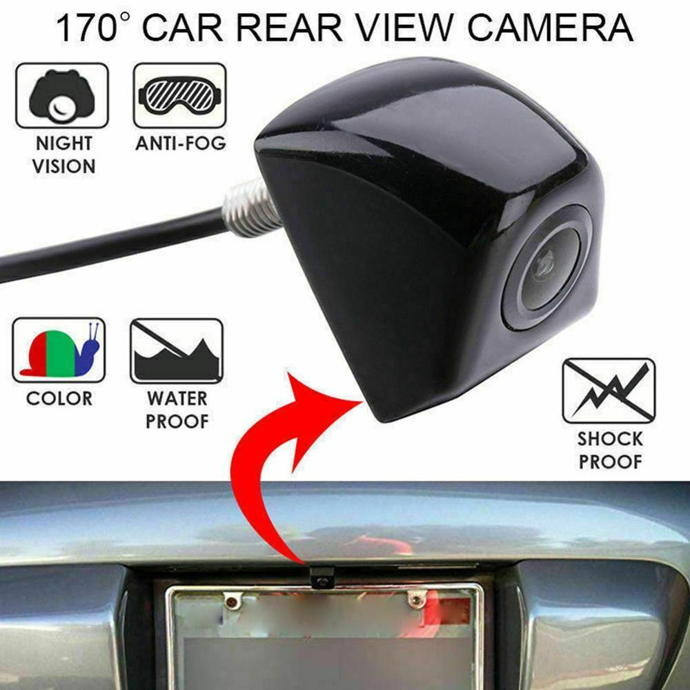 High Quality Car Reverse Backup Rear View Camera CCTV Parking Camera 170 Degree HD Starlight Night Vision Fisheye Lens