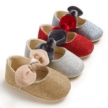 0-18M Infant Prewalker Toddler first walkers Newborn Baby Shoes