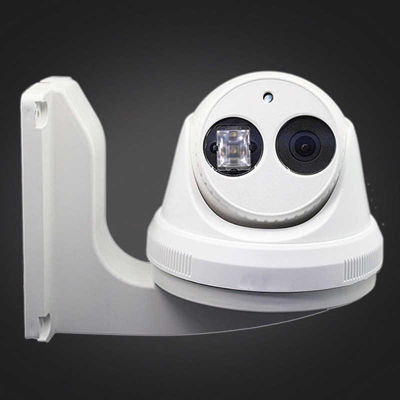 يناسب ل Hikvision IP كاميرا بشكل قبة جدار جبل قوس البلاستيك 12*7.6 سنتيمتر ABS 2018 العملي استبدال
