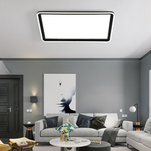New Minimalist Led Chandelier lights For living room Bed room Study Home Deco plafon led Gold/Black Modern chandelier lighting