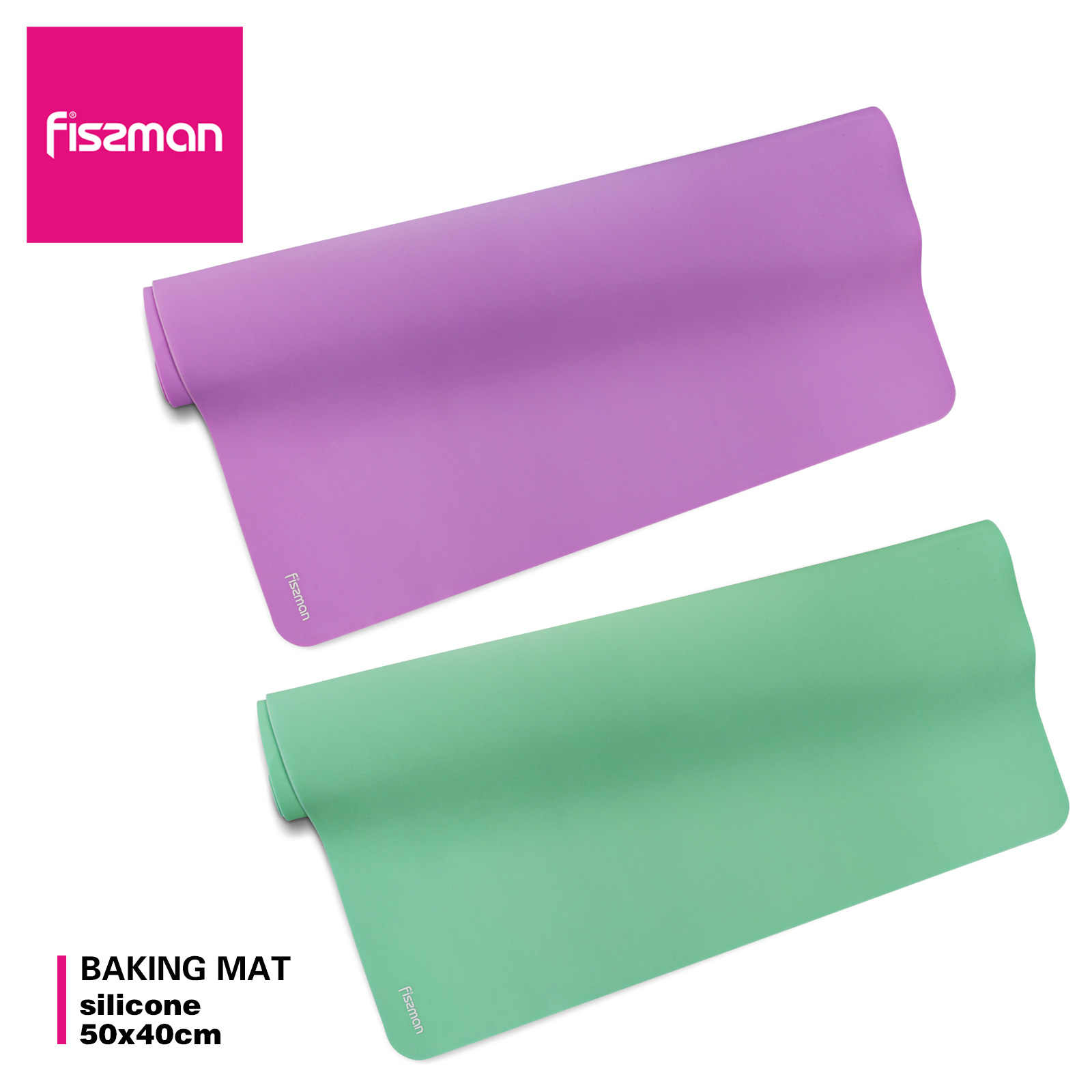 Non-stick Baking Liner Heat Insulation Pad Bakeware Mat Table Silicone Kit HOT