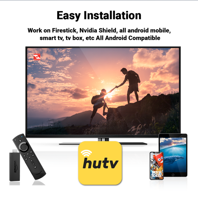 Curiosity Cafe HUTV Service For US Canada Latino English Group Works on Firestick Mibox etc all Android devices