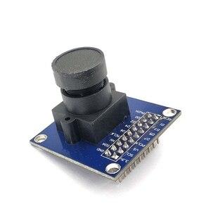 Image 4 - OV7670 وحدة كاميرا OV7670 مودوليسوبوتس VGA CIF عرض التحكم في التعرض التلقائي حجم نشط 640X480 لاردوينو