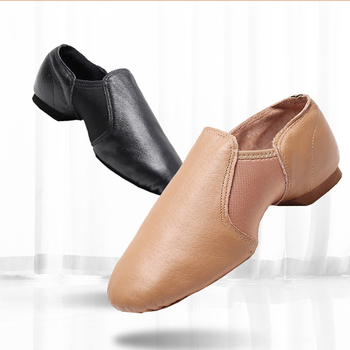 jazz shoes ballerina dance shoes leather neoprene jazz shoes leather women Slip on Dance Sneakers Dancing Shoes jazz slippers цена 2017