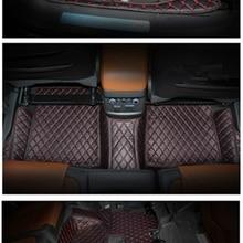 Высокое качество! Специальные автомобильные коврики для Ford Explorer 7 мест водонепроницаемые Автомобильные ковры для Explorer-2011