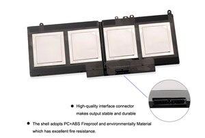 Image 3 - KingSener G5M10 Аккумулятор для ноутбука DELL Latitude E5250 E5450 E5550 8V5GX R9XM9 WYJC2 1KY05 7,4 V 51WH бесплатный инструмент