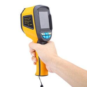 Image 4 - Lingtning caméra dimagerie thermique portative, haute résolution infrarouge HT02 et HT 02, livraison depuis lentrepôt de moscou